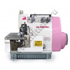 Промышленный 3-х ниточный ролевый микрооверлок Aurora A-700D-3-ES