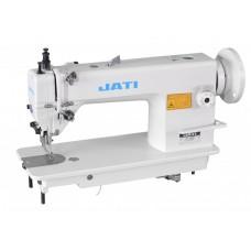 Одноигольная прямострочная швейная машина с верхним и нижним продвижением JATI JT- 0303